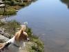 Ich am Wasser